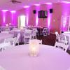 Add lighting to our banquet room for a more modern feel!